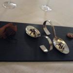Restaurante Abantal: Pequeñas Locuras
