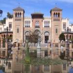 Pabellón Mudejar del Parque de María Luisa