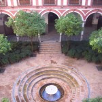 Patio del Hospital de los Venerables