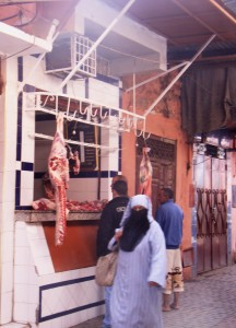 Carnicería marrakachi