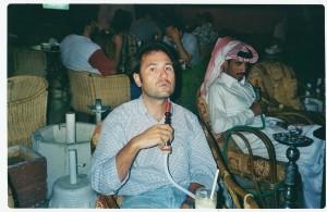 Café en Amman