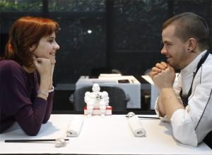 Angela y David los responsables de Diverxo (Original El País.com)