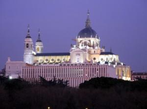 Vistas desde el Puente de Segovia Enero 2011